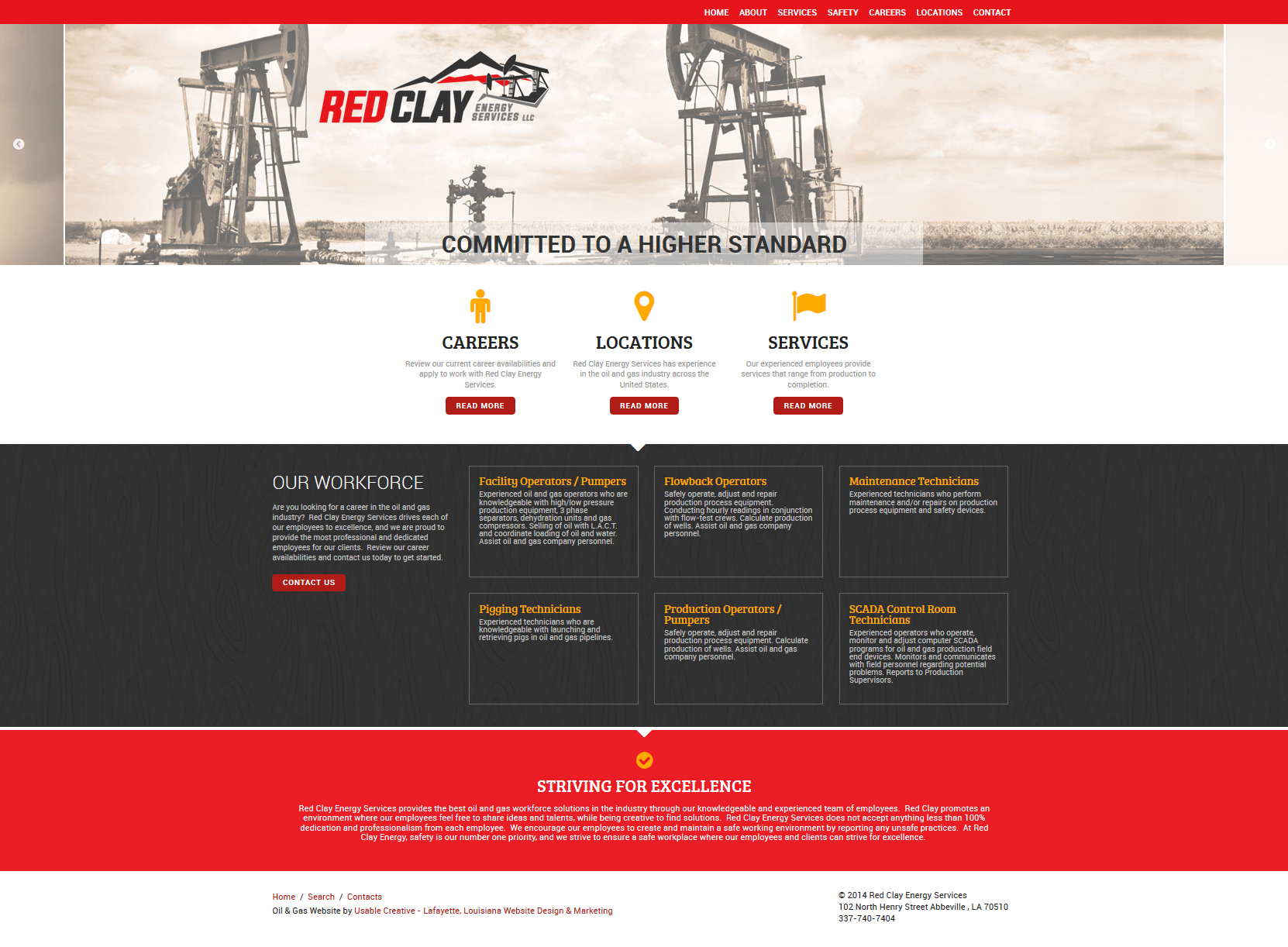 Red Clay Energy Services